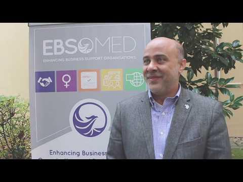 Embedded thumbnail for Promos Italia BSO Management Academy - Internationalisation as a booster for SMEs' Growth - Testimonial: Tamer Abdel Rehim