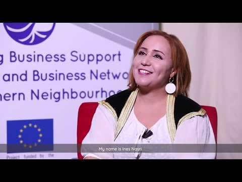 Embedded thumbnail for EBSOMED Success Stories - Ines Nasri, Tunisia