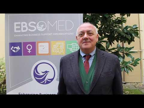 Embedded thumbnail for Promos Italia BSO Management Academy - Internationalisation as a booster for SMEs' Growth - Testimonial: Giovanni Roncucci